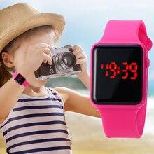 Digital Bracelet Watch Kids Watches for Girls Boys Sport Ele