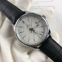 Omega men's quartz watch strap watches fashion classic Men wristwatch women and men watch gift orders1755