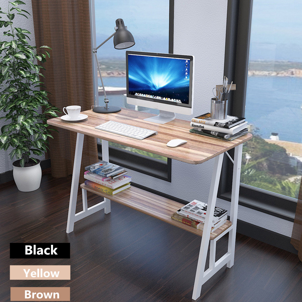 Computer Desk-- Desktop Home Simple Desk Simple Desk Computer Desk Study Writing Desk Office Desk Workstation