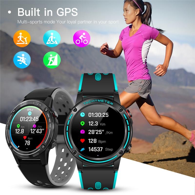 Смарт-часы Gandley M6 для мужчин и женщин, спортивные Смарт-часы с GPS, 2021, водонепроницаемые часы для занятий фитнесом, для Android и iOS