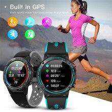 Gandley m6 relógio inteligente das mulheres dos homens esporte gps smartwatch 2021 atividade de fitness vida à prova dwaterproof água relógio para android ios