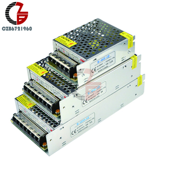 5V 12V 24V 48V Switching Power Supply 20W 25W 36W 48W 50W 60W 72W 100W 120W 500W 1000W 5A 10A 15A 20A 30A 40A Voltage Regulator image