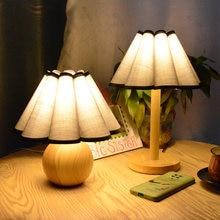 Винтажная японская настольная лампа xianfan из спирального дерева
