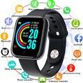 Спортивные часы  умные часы для мужчин и женщин  кровяное давление  умные часы  водонепроницаемые  Whatsapp  напоминание  трекер активности  часы...