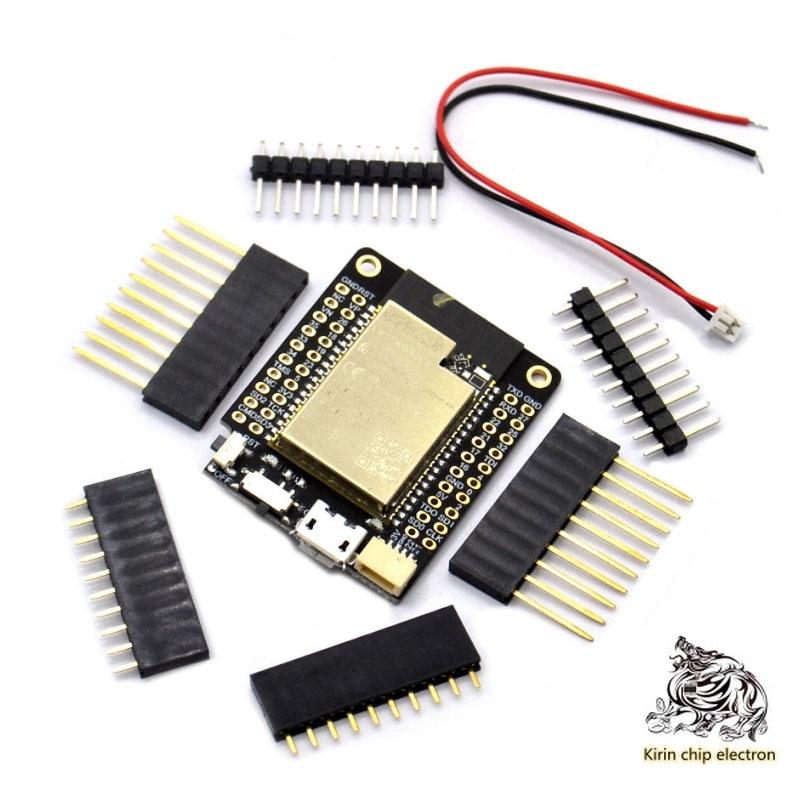 1PCS/LOT TTGO Mini32 Extension Board Esp32-wrover-b PSRAM Wi-fi Bluetooth Module Development Board