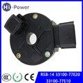 Оригинальный модуль зажигания RSB-14 RSB-14k K для Nissan Altima 2.4L 33100-77E20 33100-77E10 3310077E20 3310077E10 rsb14