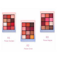 Hold Live 12 Color Shimmer Shining Eyeshadow Palette Makeup Set Radiant Creamy Eye Shadow Powder Natural Nude Warm Tone Brighten