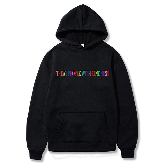 HARRY STYLES TREAT PEOPLE WITH KINDNESS HOODIE (10 VARIAN)