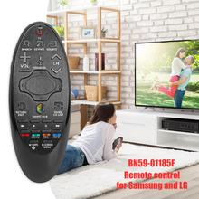Remote Control Compatible for Samsung and LG Smart TV BN59-01185F BN59-01185D BN59-01184D BN59-01182D Black remote for samsung smart uhd led tv set hu bn59 01185d bn59 01184d bn59 01182d bn59 01181d bn94 07469a bn94 07557a ln005302