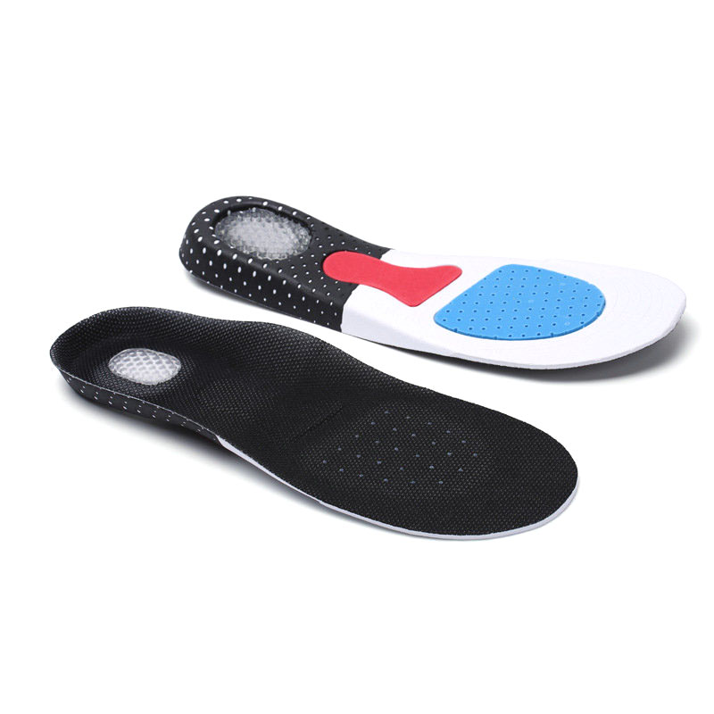 Arch Support Orthotic Shoe Insoles For Men And Women Shock Absorption Running Insoles Plantar Fasciitis Feet Heel Pain Relief image