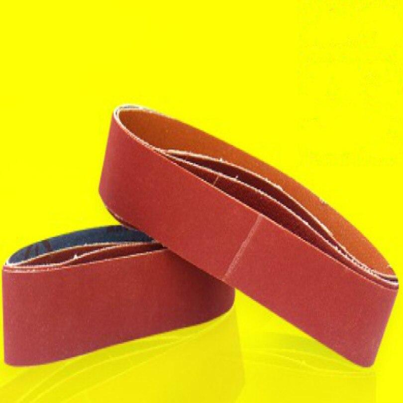 330*10MM 330*20MM Sandpaper Belt Sand Paper Belt Sanding Pad Sandpaper For Grinder Wheel Belts 60-800mesh 20pcs/lot