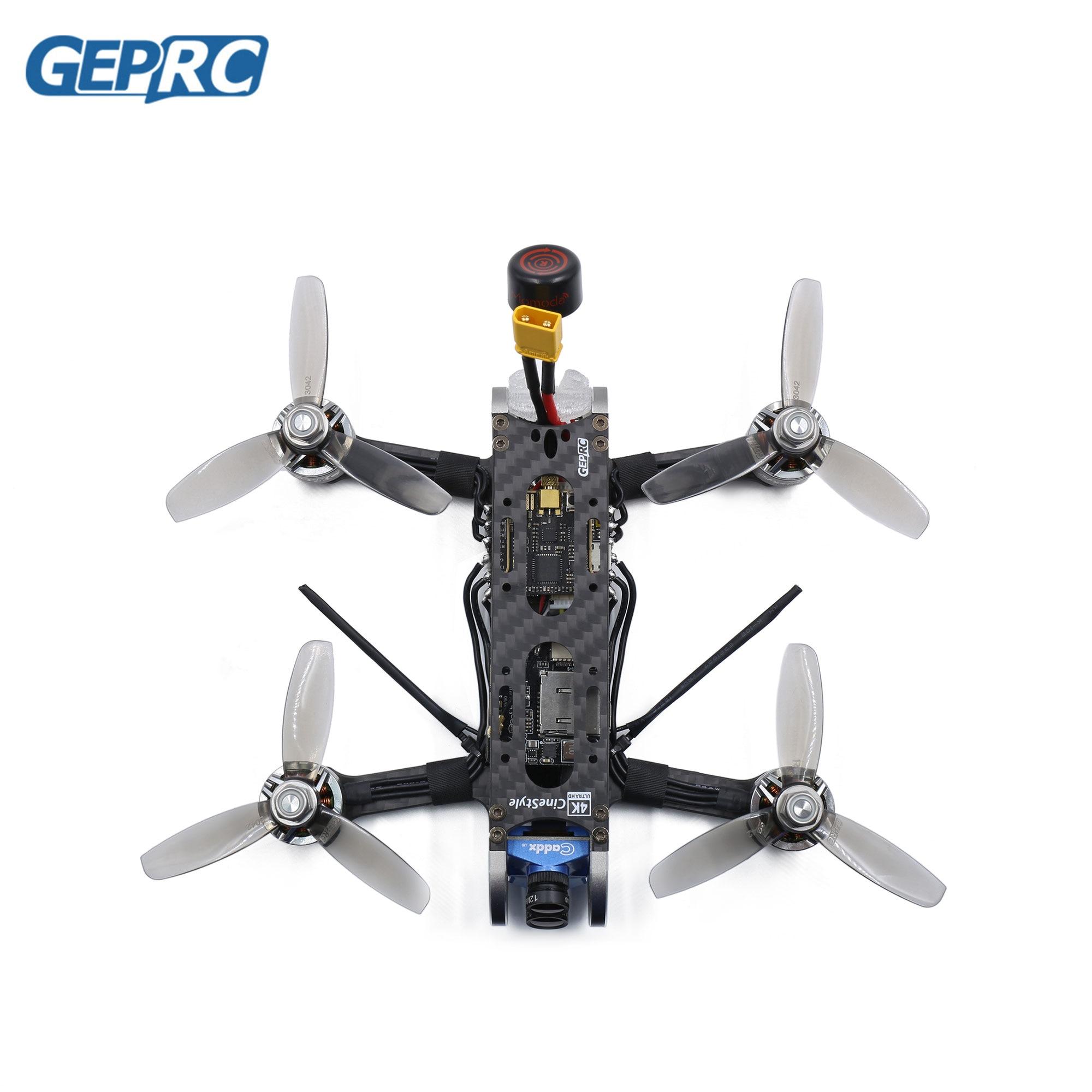 Image 5 - Geprc cinestyle 4 k v2 f7 듀얼 자이로 비행 컨트롤러 35a esc 1507 3600kv rc diy fpv 레이싱 무인 항공기 용 브러시리스 모터부품 & 액세서리   -