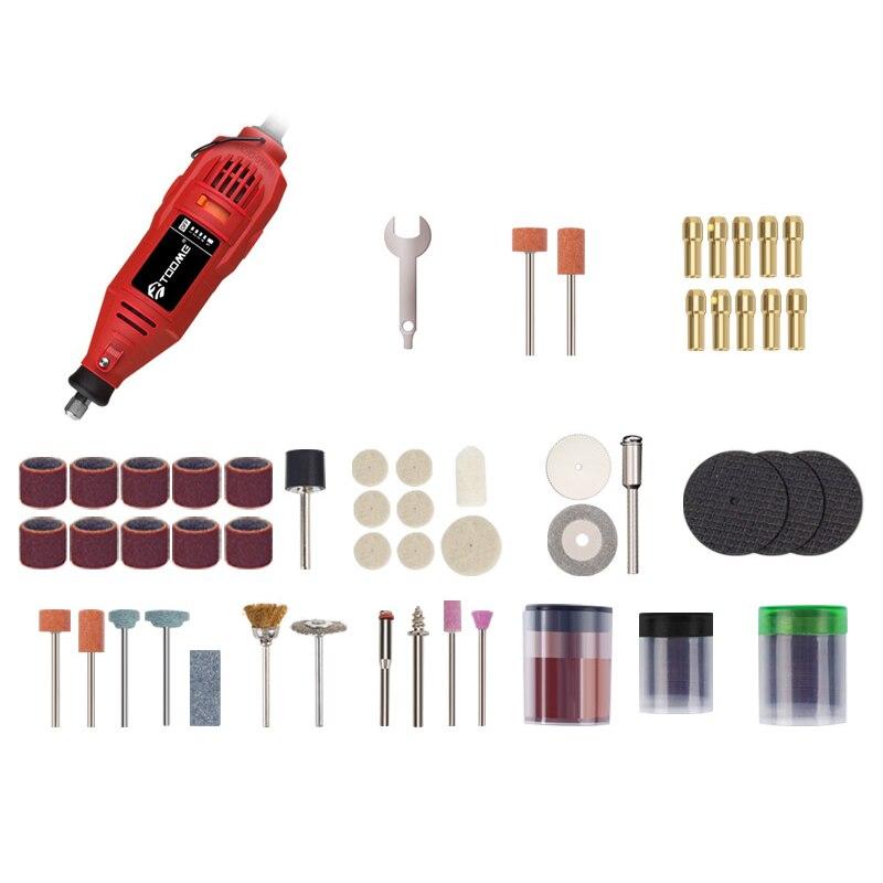 Pinkman Elektrische Bohrer Dremel Power Tool Mini Drill Grinder Graveur Dreh Werkzeug bohren Maschine Power Werkzeuge Zubehör