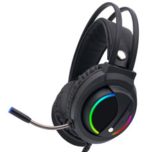 цена на Gaming Headset Surround Sound 7.1 Channel USB Headset Gaming Headset Computer Headset Gaming Gamer Headset
