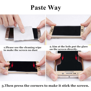 Image 5 - 4in1 Tempered Glass For Huawei P Smart Screen Protector for Huawei P Smart 2018 Full Cover PSmart Z Y5P Y6P Y8S Camera Protector