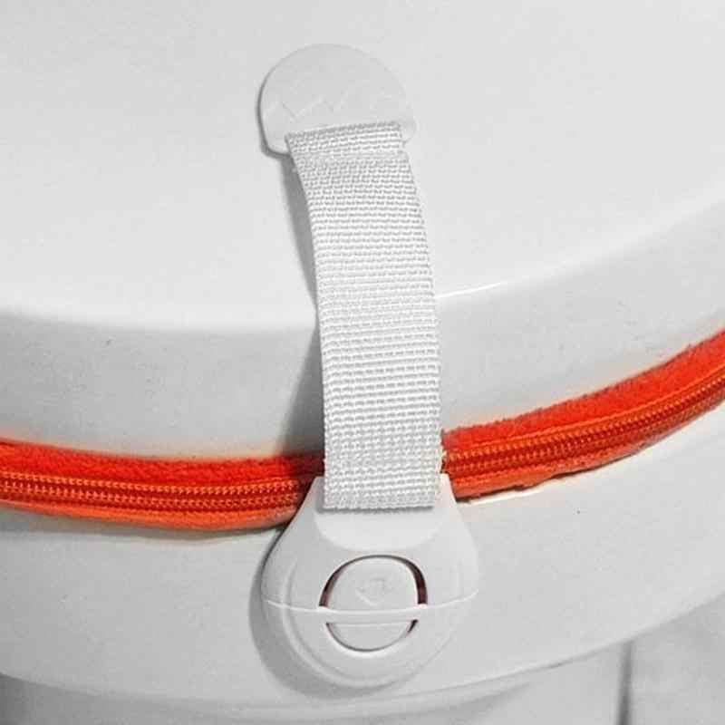 Cerradura de seguridad para puerta de cajón de bebé cerradura de armario de protección candado de inodoro para Cuidado de Niños