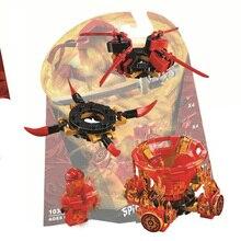 Spinjitzu Master Kai Jay Zane 70659 70660 70661 Building Blocks Sets Bricks Ninja Movie Classic Model Kids Toys For Children
