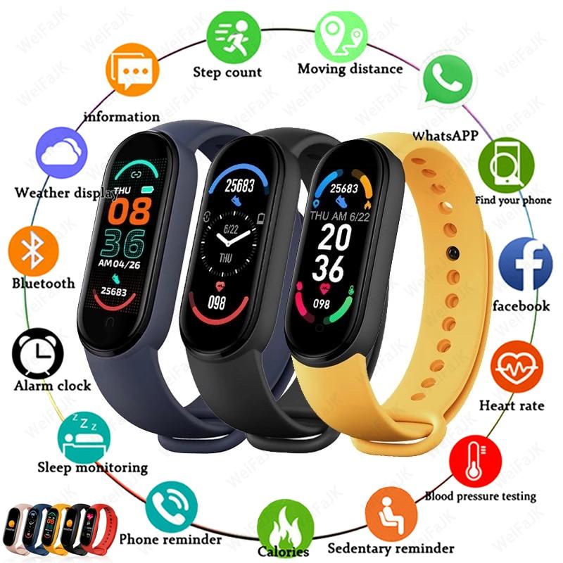 Smart Watch Men Women Bluetooth