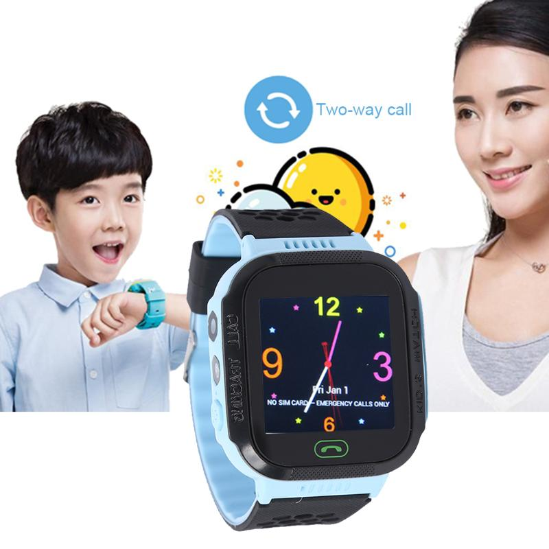<font><b>Q528</b></font> <font><b>Kids</b></font> <font><b>Smart</b></font> <font><b>Watch</b></font> GPS AGPS LBS Location Tracker <font><b>Smart</b></font> Wrist Wear <font><b>Watch</b></font> SOS Call w/Flashlight Baby Montessori Electronic Toys image
