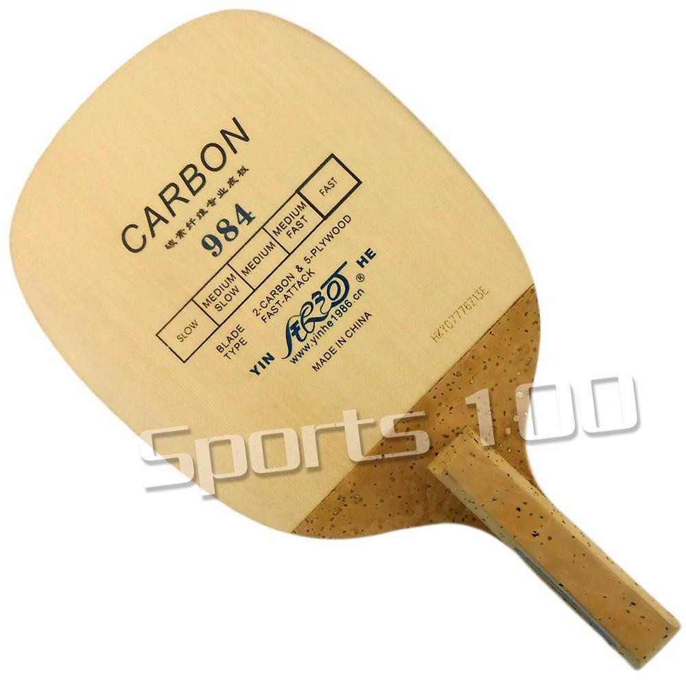 Yinhe Milky Way Galaxy 984 Japanese Penhold Table Tennis PingPong Blade 2015 The New Listing Factory Direct Selling