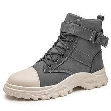 2020 Новый hommes bottes femmes chaussures анти скольжения кожаные