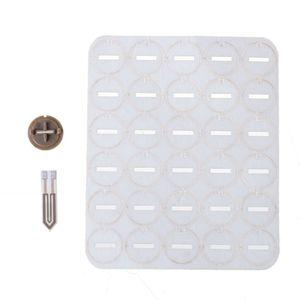 Image 1 - Keramische Heater Mes Schoon Pakking Voor Iqos 2.4 Verwarming Stok Accessoire Met Base