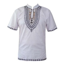 Summer Wear saree Ethnic Embroidery india Dashiki Tops Manda