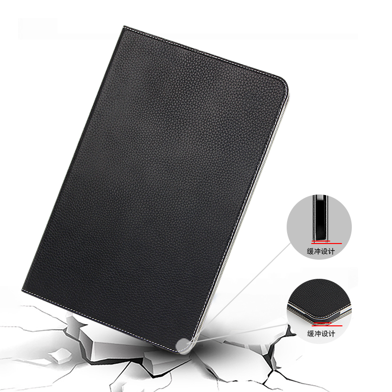 Case Cowhide For iPad Pro 12 9 2020 Protective Cover Genuine Leather Case For 2020 iPad