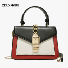 ZERO MORE New Arrival Fashion Luxury Women Handbag PU Leather Shoulder Bags Lady Large Capacity Crossbody Hand Bag Sac A Main