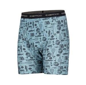 Image 5 - 2019 New Exofficio Underwear Men Sport Mesh Print 6inch Boxer Man Tight Underwear Quick Dry Ultra Light Mens Boxer USA Size M XL