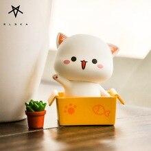 Aven Rabbit Season one MITAO CAT Blind Box Cute Cartoon Doll Birthday Gift Toys for Children Blind Bag Toys Random style Ship