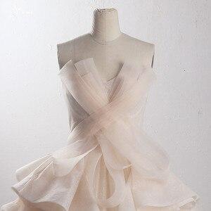 Image 5 - Robe de mariée de luxe, LZ398, robe de mariée magnifique et brillante, sur mesure, nouvelle collection