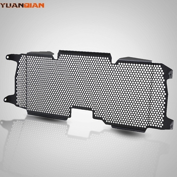 Motorcycle Accessories  Aluminum Motorcross Radiator Grille Guard Cover Protector FOR BMW R 1250 R Exclusive Radiator Guard 2019