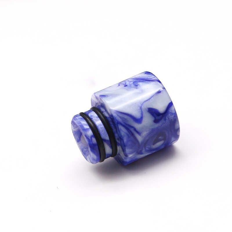 Nhỏ Giọt Đầu Năm 510 Với Vòng Thuốc Lá Điện Tử Giá Đỡ Nhựa Kẹp Miệng Cho 510 Sợi Cơ Quan Ngôn Luận Xe Tăng Epoxy RDA RTA Atomizer