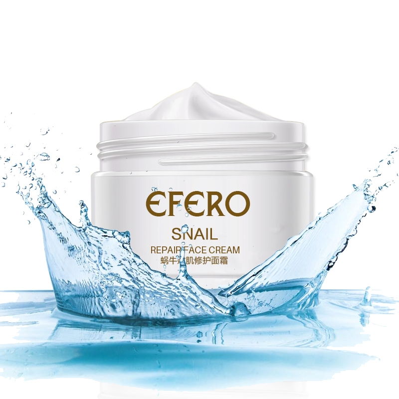 Snail Face Cream Snail Cream Essence Anti Aging Skin Care Wrinkle Blemish Remove Cosmetic Collagen Cream Face Whitening Cream image
