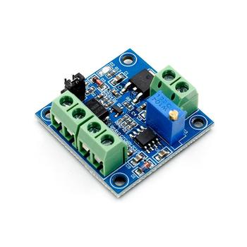 цена на PWM to Voltage Converter Module 0%-100% to 0-10V for PLC MCU Digital to Analog Signal PWM Adjustabl Converter Power Module