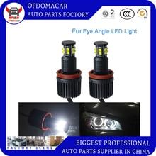 2Pcs 120W 6 side LED Angel Eyes Marker Lights Bulbs for E82 E87 E91 E92 E92 E93 E60 E61 E63  E70 E71 E89 528i 535i 535xi X5 X6 h8 20wx2 led angel eye halo light marker for bmw e60 e61 e63 e64 e70 x5 e71 x6 e82 e87 e89 z4 e90 e91 e92 e93