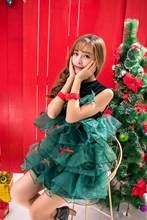 Рождественские костюмы для косплея Санта Клауса рождественские