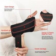 1 шт. поддержка запястья боль карпальный туннельный синдром снимает стабилизирующую поддержку для правой левой руки ZJ55