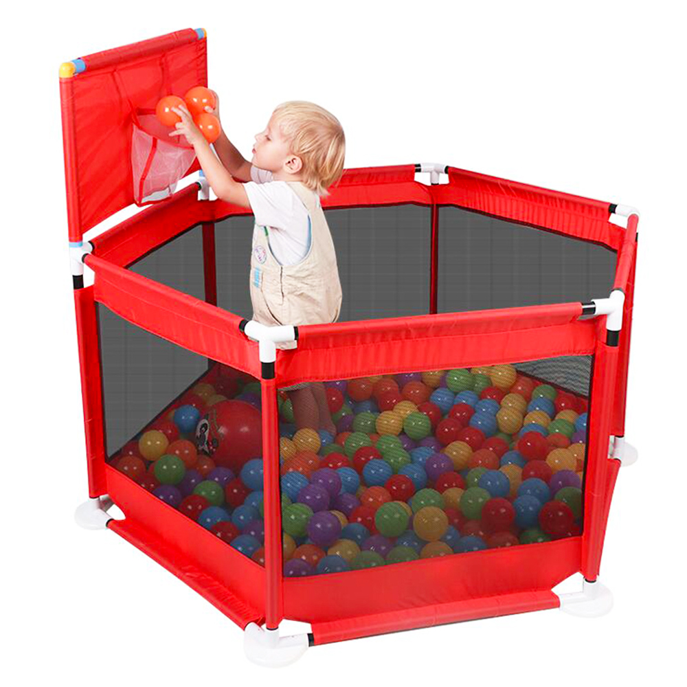 Playpen For Children Playpen Pool Balls Baby Playpen For 0-6 Years Ball Pool For Baby Fence Kids Tent Baby Tent Ball Pool Toys