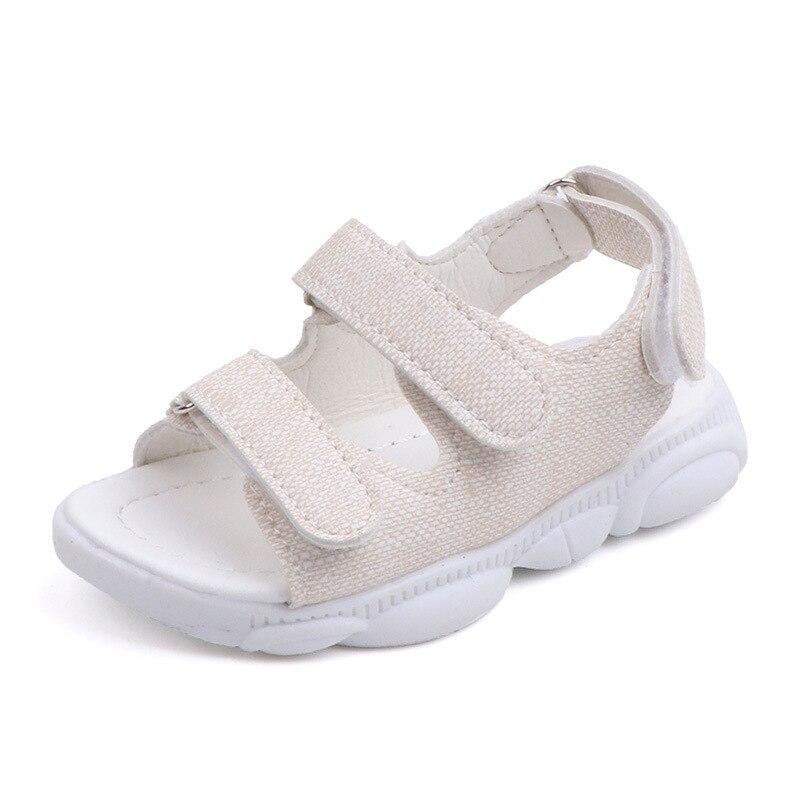 Girls Sandals Summer Children Boys Girls Beach Flat Casual Sport Sandals Shoes Sneakers Chaussures Fille Summer Sandals Kids
