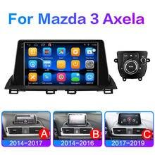 Автомобильный Android 10 мультимедийный радио плеер для Mazda 3 Axela 2014-2019 GPS навигация видео стерео аудио головное устройство 2DIN без DVD