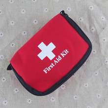 Newly First Aid Kit Rescue Bag Survival Emergency Treatment Mini For Outdoor Hiking Camping 999