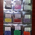 1000pcs 0.8~3.0mm 5A Quality 10 Colors Loose CZ Stone Round Brilliant Cut Cubic Zirconia Synthetic Gems For Jewelry