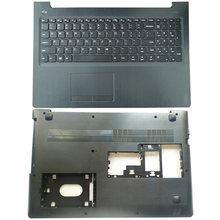 For Lenovo ideapad 310-15 310-15ABR 310-15ISK 510-15 510-15IKB 510-15ISK Laptop Palmrest Upper Case/Bottom Case Black