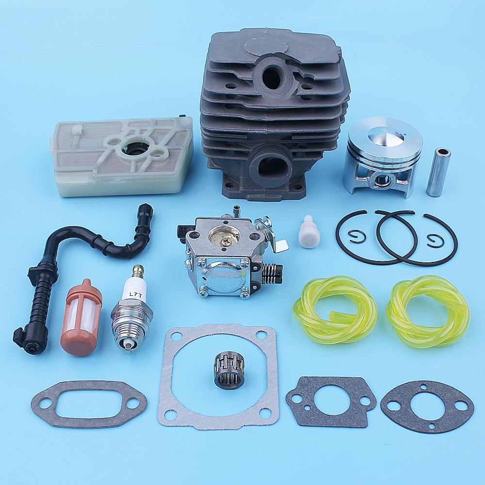 46mm Cylinder Piston Carburetor Air Filter Tune-Up Kit For Stihl 028 028AV Super Chainsaw Replacement Parts 1118 020 1203