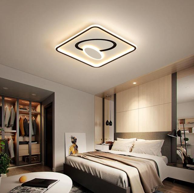 Фото новинка 2020 потолочный светильник для спальни теплый индивидуальный цена