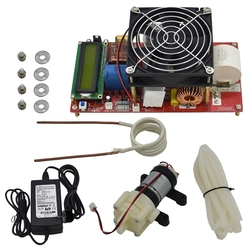 2000W Induction Heating Heater Module Scm Control Circuit Board Flyback Driver Coil Eu Plug High Voltage