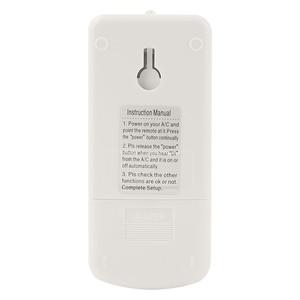 Image 5 - Ar condicionado condicionador de ar controle remoto adequado para panasonic national RM 8023y cwa75c3077 a75c3077 CS RE12JKR