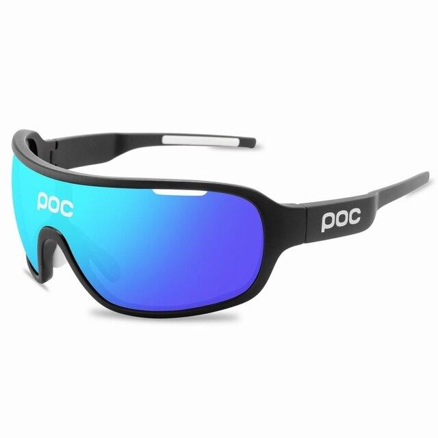4 lente poc ciclismo óculos de sol ao ar livre óculos de ciclismo 2